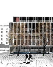Nuova sede dell'IPES di Bolzano