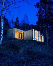 Cabin at Norderhov