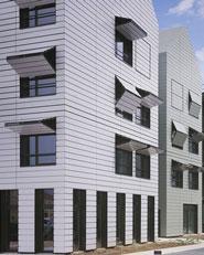 160-unit home for dependent elderly people in Villejuif