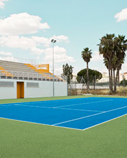 REHABILITATION OF FERNANDO HIERRO SPORTS FACILITY