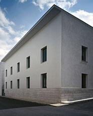 Nuovo Municipio a Santeramo in Colle