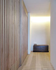 Casa M, interno a Milano