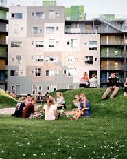 Grønneviksøren student housing