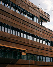 IVB Operational Service Building Innsbruck