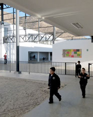 Colegio san Juan de Lampa