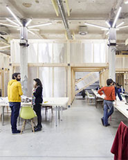 Cultural Factory Matadero Madrid. Creative Hub