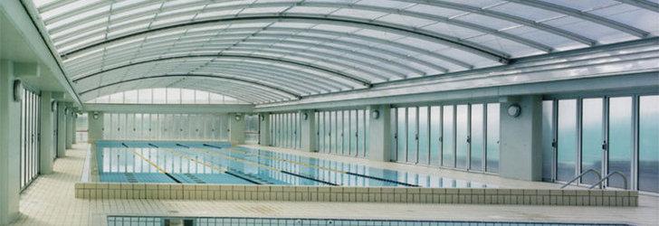 Sbg architetti piscina con copertura mobile print - Piscina settimo milanese ...