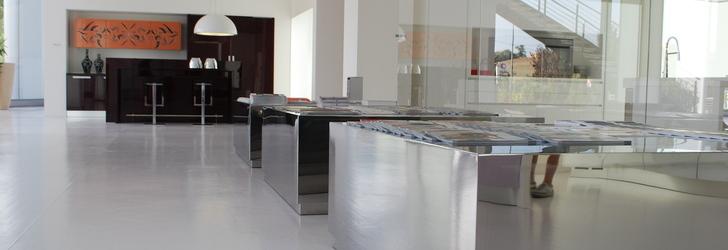 Marco gardini showroom cucine print ordine degli for Gardini per arredare