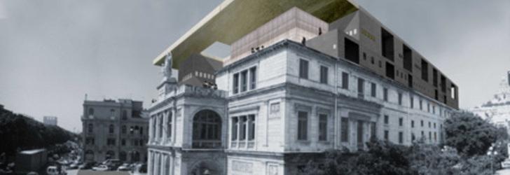 teatro vittorio emanuele messina pianta - photo#13