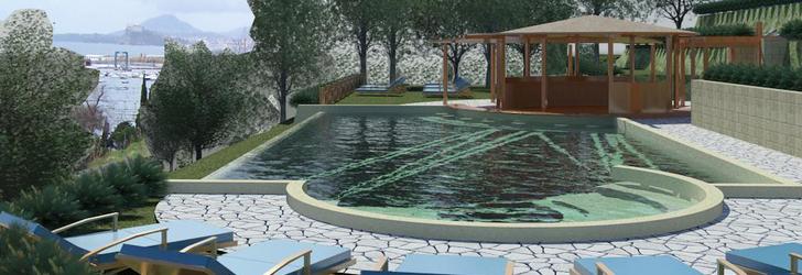 Antonio barletta complesso turistico villa mirabilis - Villa mirabilis piscina ...