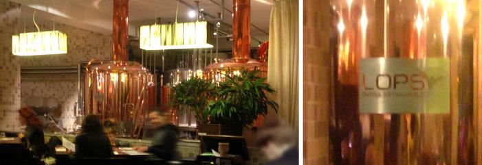Angelo tomaiuolo lops beer restaurant print for Grittini arredamenti robecco sul naviglio