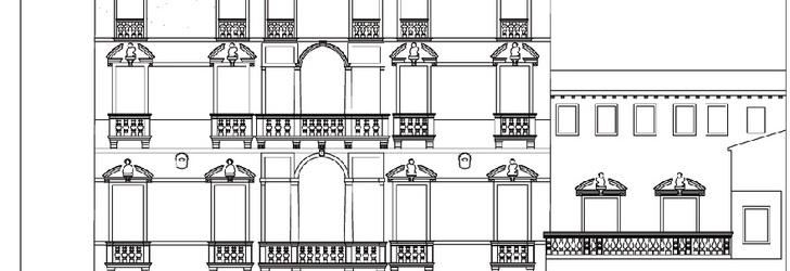 Stinca simone rilievo palazzo michiel delle colonne venezia print ordine degli - Trascrizione conservatoria registri immobiliari ...