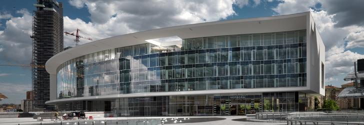 Piuarch edificio e1e2 porta nuova milano print - Amazon porta nuova ...