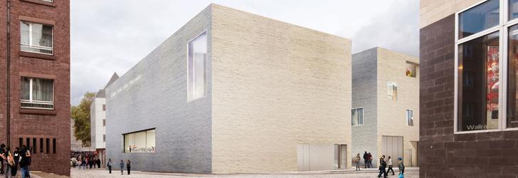 peter kulka expansion of wallraf richartz museums print divisare by europaconcorsi. Black Bedroom Furniture Sets. Home Design Ideas