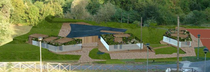 Francesca pescini progettazione di un laghetto for Laghetto balneabile progetto