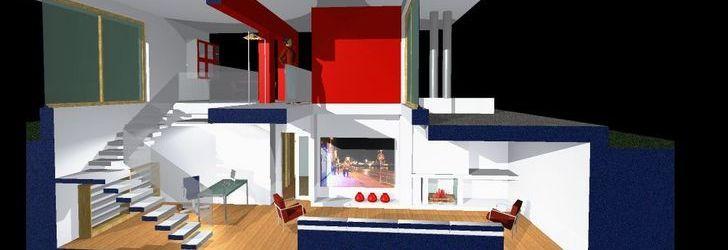Cafiso angelo progetto di casa in campagna riga - Progetto casa campagna ...