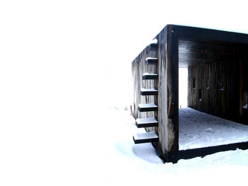 Grupo Talca — Pinohuacho Observation Deck _ Arquitecto : Rodrigo Sheward Giordano