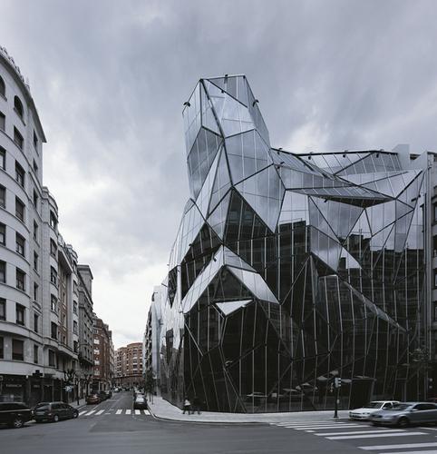 Coll-Barreu Arquitectos — Sede del Departamento de Sanidad del Gobierno Vasco en Bilbao
