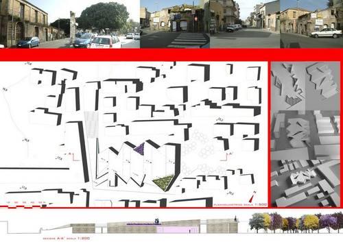 Rocco Frontera — Centro civico a Gallico Marina (RC)
