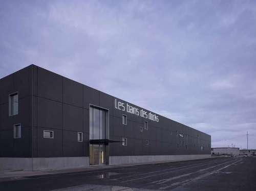 Jean Nouvel — Les Bains des Docks