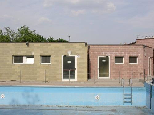 Gionata tiengo centro sportivo comunale di via dante for Piscina bollate