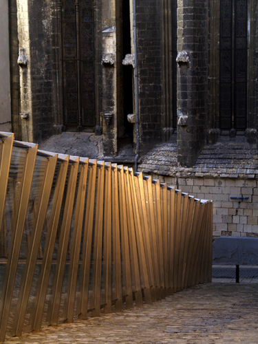 roberto ercilla — RAMPS IN THE HISTORIC CENTRE OF VITORIA