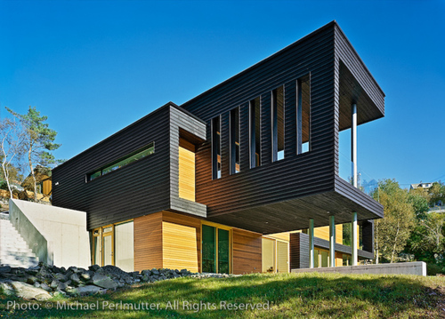 Saunders Architecture — Villa Storingavika