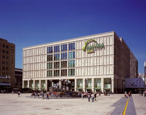 Kleihues + Kleihues — Galeria Kaufhof am Alexanderplatz