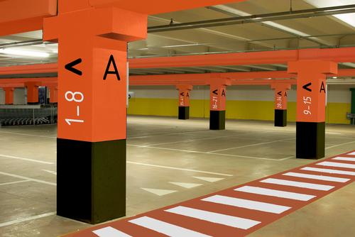 Studio Keyart - Architecture Urban Design — Comunicazione visiva Centro Commerciale