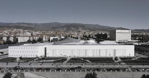 Jimenez brasa arquitectos oab ferrater asociados parque de las ciencias en granada - Arquitectos en granada ...