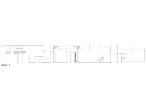 Patrizia Di Monte - gravalosdimonte arquitectos, Olga Barriendo — Reforma interior del palacio de Torreros para espacio de exposiciones del Colegio Oficial de Arquitectos de Aragón.