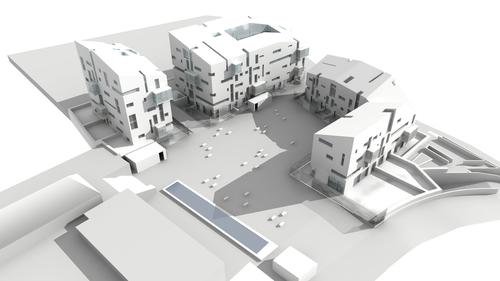 KK architetti associati, Simone Moggia, Tiziana d'Angelantonio, Giulio Pons, olivier moudio — ECO 2012 _ Bornalet Sud_ Switzerland