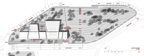Paredes Pedrosa Arquitectos — Lugo Auditorium