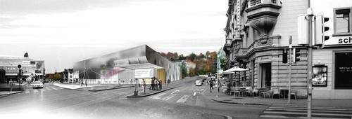 mateo arquitectura, Placemedia — Projects for the Kunsthaus Extension and for a Public Art Garden