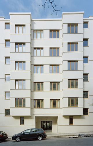 Modersohn & Freiesleben — New building of an appartement house