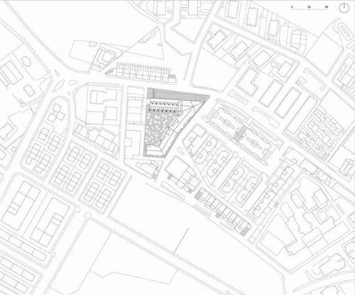 Ateliermap sergio delli carri ing nino gelsomino for Planimetria interna