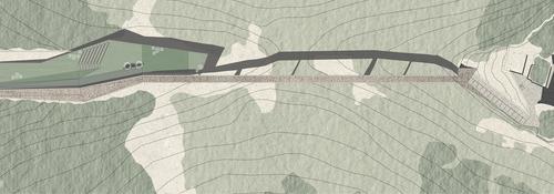 Enrico Gandolfi, Roberta Albiero, Hugo Corres Peiretti, Federico Gera, Francesco Coppolecchia, Alvise Marzollo, Luca Guido — Riqualificazione dell'accesso all'abitato di Civita di Bagnoregio (VT)