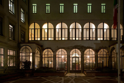 Francesco Ragazzi - Ragazzi & Partners, Giancarlo Ragazzi - Ragazzi & Partners — Biblioteca Alcide De Gasperi