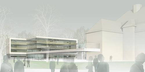 bundesgymnasium gallusstra e bregenz divisare by europaconcorsi. Black Bedroom Furniture Sets. Home Design Ideas