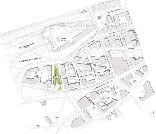 Balmori Associates, DTAH - Du Toit Allsopp Hillier Architects — June Callwood Park