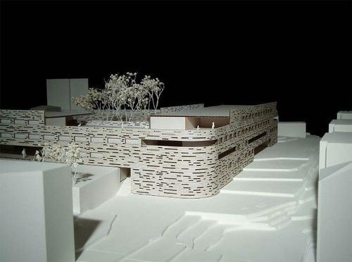 Lands architetture — Nuova casa anziani a Pregassona