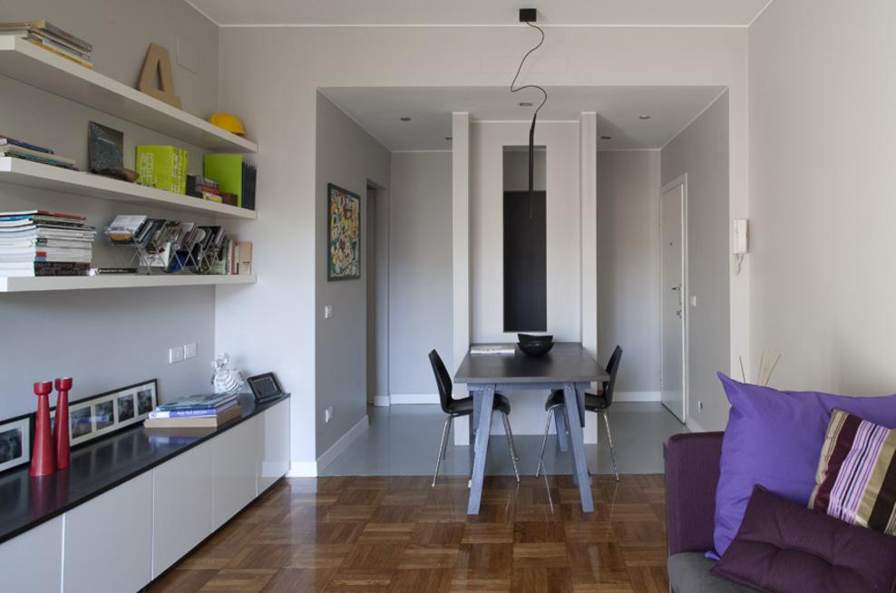 idee per arredare una cucina soggiorno: idee per arredare la ... - Soggiorno Piccolo E Cucinino