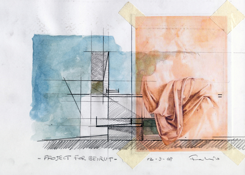 Fabio Barilari — House of Arts and Culture of Lebanon - Beirut
