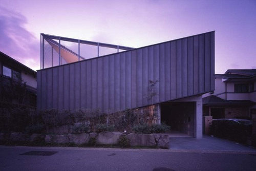 Masao Yahagi Architects — Cross Court House