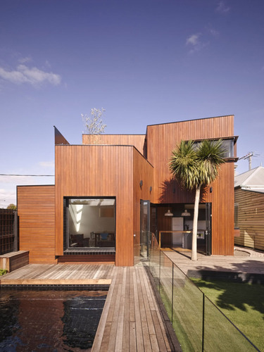 Andrew Maynard Architects — Barrow House