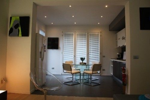 Forum Arredamento.it •Disposizione soggiorno e colloquio cucina