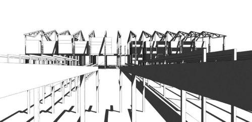 Maurizio cozzi — ridestinazione edificio industriale dismesso