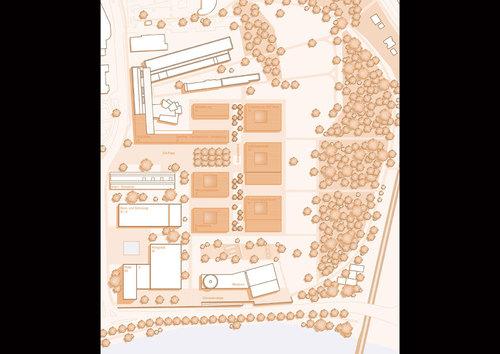 Bez + Kock Architekten, Lohrberg Stadtlandschaftsarchitektur — Erweiterung der Fachhochschule Ingolstadt