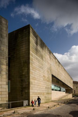Álvaro Siza — Centro Galego de Arte Contemporânea ...