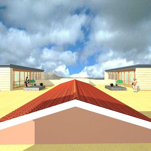 Ivano migliorati concorso di idee per la realizzazione for Idee per casa nuova